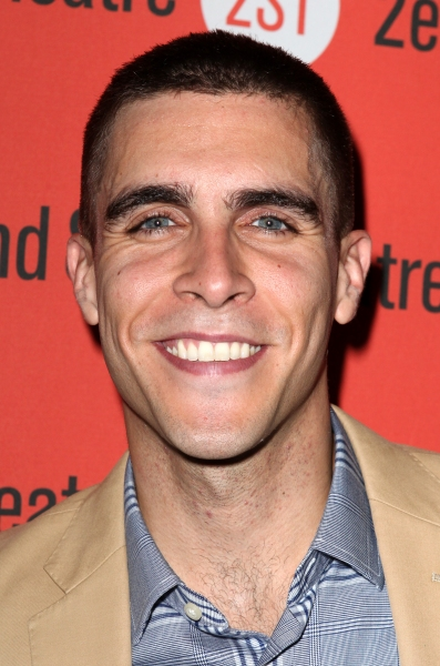 Josh Segarra at DOGFIGHT Celebrates Opening Night - After Party!