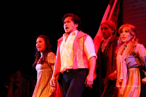 Caisa Borromeo, Lorenz Martinez, OJ Mariano, Liesl Batucan