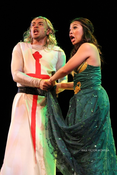 OJ Mariano, Caisa Borromeo