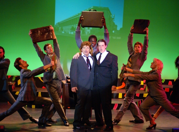 Photo Flash: First Look at Barn Theatre's THE WEDDING SINGER
