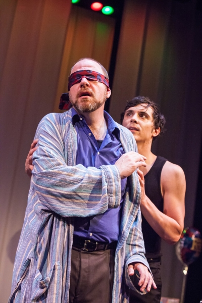 Photo Flash: First Look at Portland Shakespeare Project's KING LEAR, Opening 7/18
