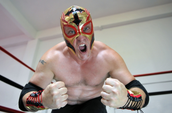Photo Flash: First Look at THE ELABORATE ENTRANCE OF CHAD DEITY at Aurora Theatre Company
