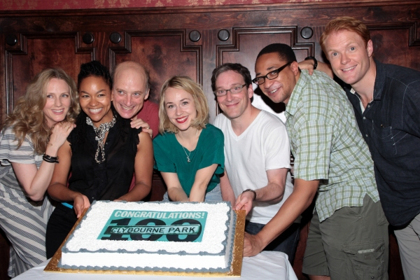 Christina Kirk, Crystal A. Dickinson, Frank Wood, Sarah Goldberg, Jeremy Shamos, Damon Gupton, Brendan Griffin