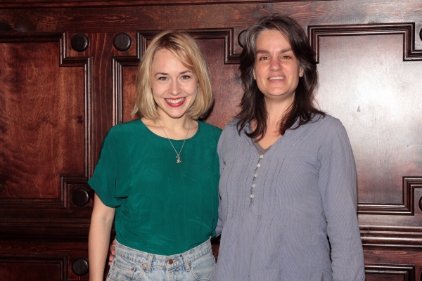 Photo Coverage: CLYBOURNE PARK Celebrates 100 Performances and Welcomes Sarah Goldberg
