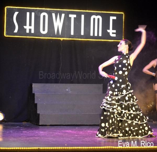 Gaia Vezzossi, una de las bailarinas de Showtime, El Musical
