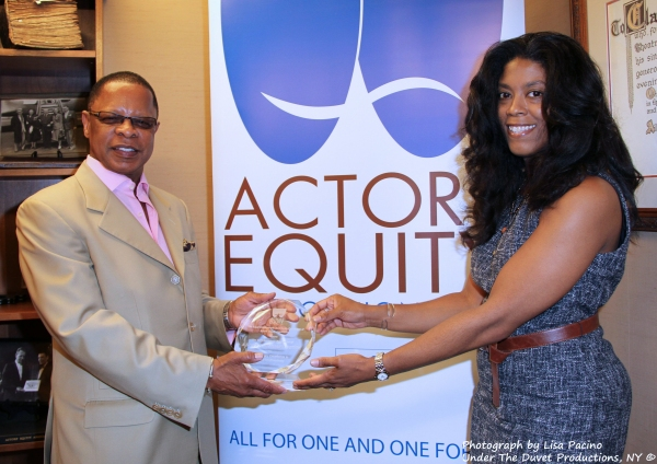 Producers Stephen Byrd and Alia Jones-Harvey
