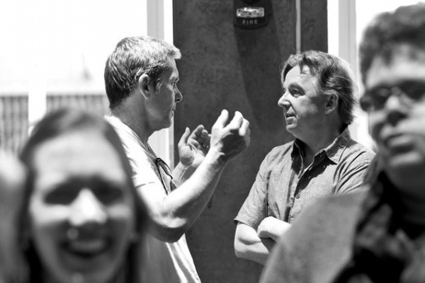 Photo Flash: In Rehearsal with Signature Theatre's HEARTLESS