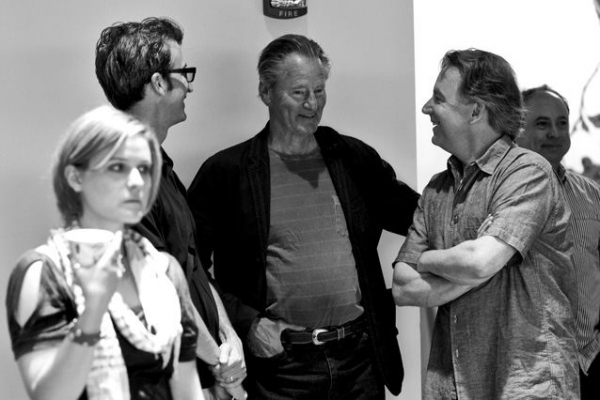 Daniel Aukin, Sam Shepard, James Houghton