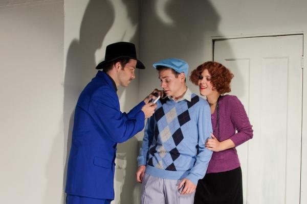 Eric Lindahl, Ryan Stajmiger and Elissa Newcorn