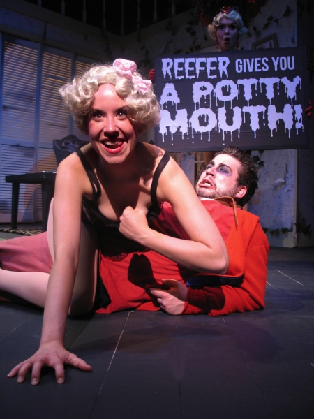 Photo Flash: First Look at Circle Theatre's REEFER MADNESS, Opening Tonight
