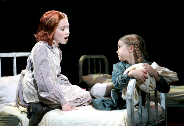 Photo Flash: First Look at Lauren Weintraub, Jacquelyn Piro Donovan and More in NSMT's ANNIE