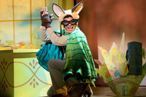 Photo Flash: Theatreworks USA's SKIPPYJON JONES Begins Previews Off-Broadway