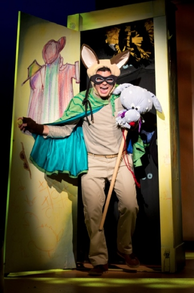 Photo Flash: Theatreworks USA's SKIPPYJON JONES Opens Off-Broadway