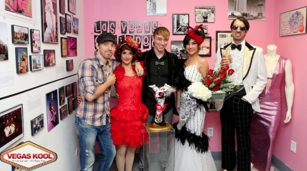 The Gazillionaire, Penny Pibbets, Tony Hernandez, Maxime Clabaut and Melody Sweets