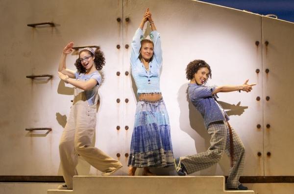 Traci Victoria, Christy Altomare, Halle Morse Photo
