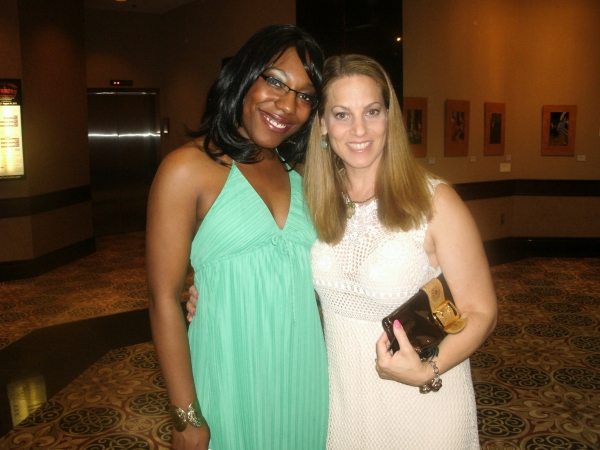 Reneisha Jenkins and Stacey Flaster