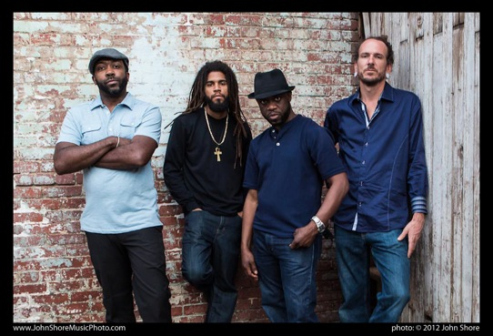 Reggae Band THE ARCHIVES Release Self-Titled Debut Album