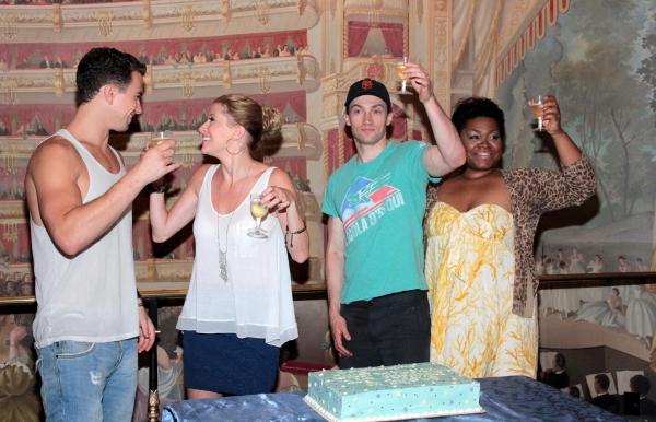 Photo Coverage: GHOST Celebrates 100 Performances!