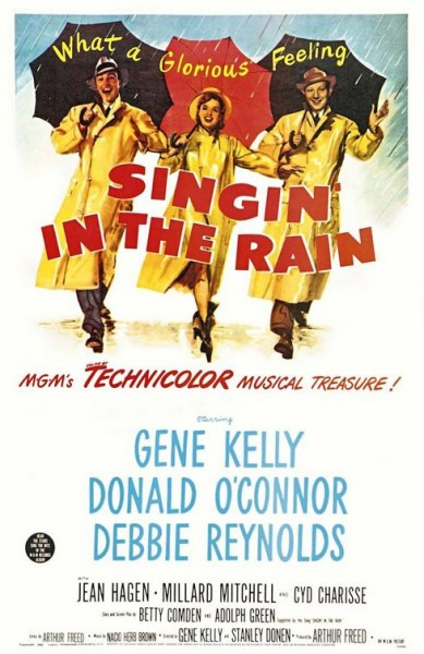 InDepth InterView: Patricia Kelly Discusses GENE KELLY @ 100, Lincoln Center Shows, SINGIN' IN THE RAIN HD & More