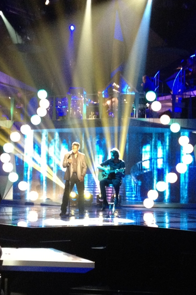 Photo Flash: Inside Rehearsals of ITV's SUPERSTAR!