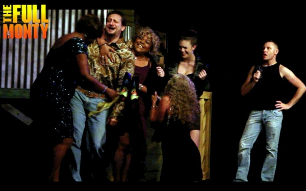 Photo Coverage: The Weekend Theater's THE FULL MONTY