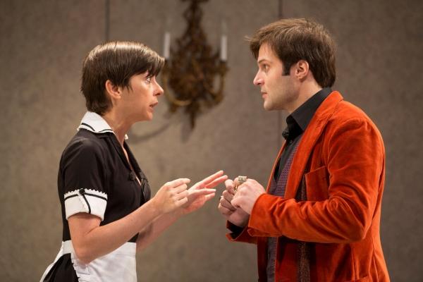 Jeanine Serralles, Justin Adams at Marc Kudisch Headlines Westport Country Playhouse's TARTUFFE