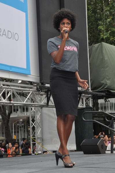 Photos: WICKED, GHOST, MEMPHIS, and More Perform at Broadway in Bryant Park!