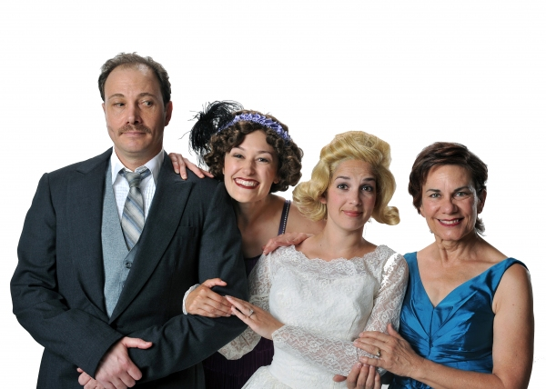 Photo Flash: First Look at Sierra Rep's THERE GOES THE BRIDE