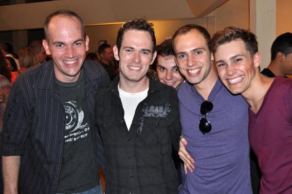 Jason Grimm, Bobby Arnold, Neil Stratman, Kyle Kuhlman