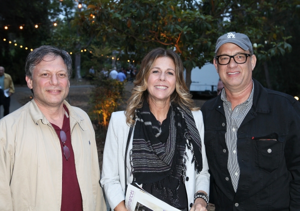 Photo Flash: Tom Hanks, Marines and More See AS YOU LIKE IT at Shakespeare Center of LA