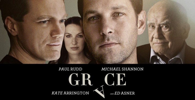 Tickets Go On Sale Today for GRACE, Starring Paul Rudd and Michael Shannon