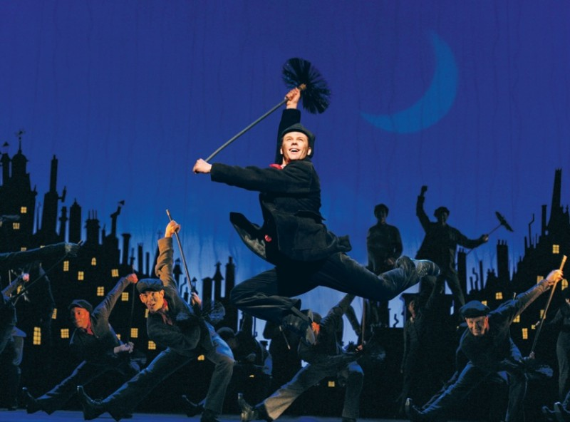 Rachel Wallace, Nicolas Dromard to Lead MARY POPPINS at the Ahmanson