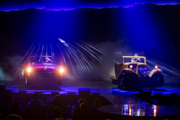 Photo Flash: Production Photos and More Red Carpet Shots of SURF THE MUSICAL