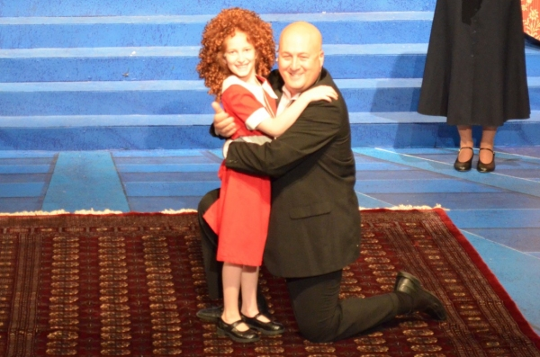 Steven Moldt and Raquel Leifer