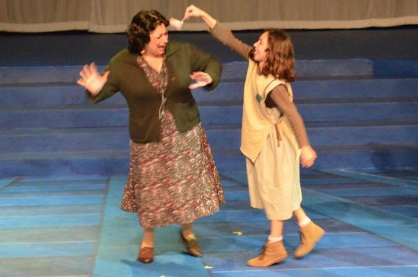 Photo Flash: Summerstage at Leonia Presents ANNIE, Now thru 7/29