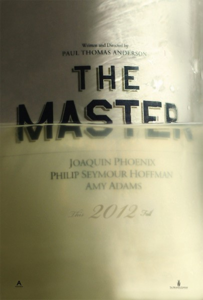 FLASH FRIDAY: Paul Thomas Anderson's THE MASTER