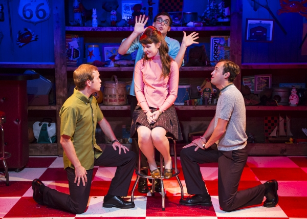BWW Reviews: Stages' LIFE COULD BE A DREAM - A Sweet, Nostalgic Hit