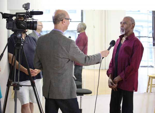 Richard Ridge interviews Gus Solomons Jr.