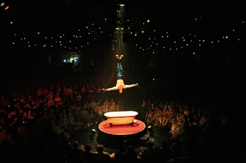 Photo Flash: First Look at U.S. Premiere of LA SOIRÉE at Riverfront Theater, Opening Tonight, 7/21