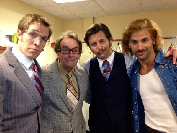 9 TO 5's Brian Patrick Murphy and Company (Gateway Playhouse, Bellport, NY)