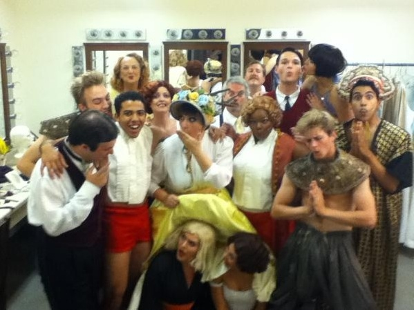 THE DROWSY CHAPERONE's Samantha Barboza ‏and Company