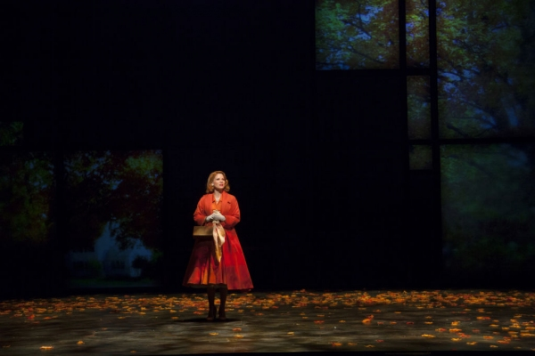 Kelli O'Hara at First Look at Kelli O'Hara, Tony Yazbeck and More in WTF's FAR FROM HEAVEN