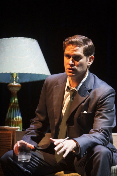 Steven Pasquale at First Look at Kelli O'Hara, Tony Yazbeck and More in WTF's FAR FROM HEAVEN