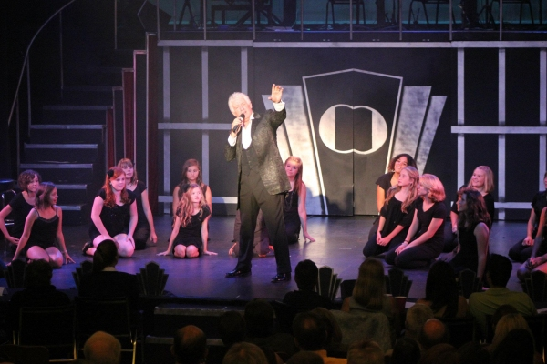 Photo Flash: Peter Karrie in A PHANTOM RETURNS at Egyptian Theatre