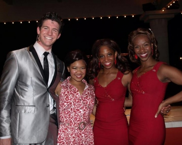Michael Milkanin, Chyka Jackson, Nicole Javanna Johnson and Oyoyo Joi BonnerErika Amato and Summerisa Bel