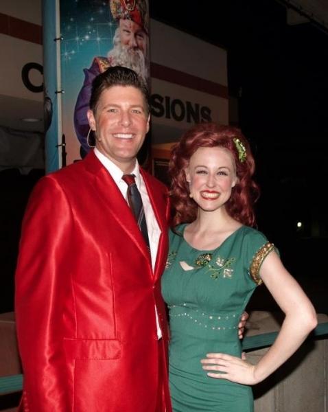 Chris Warren Gilbert and Noelle Marion Photo