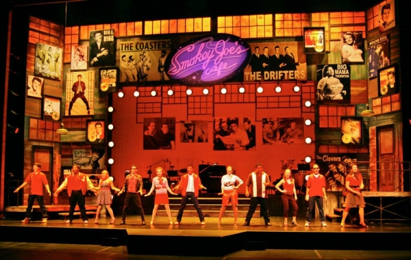 Photo Flash: First Look at SMOKEY JOE'S CAFÉ, Coming to Centenary Stage, 7/26