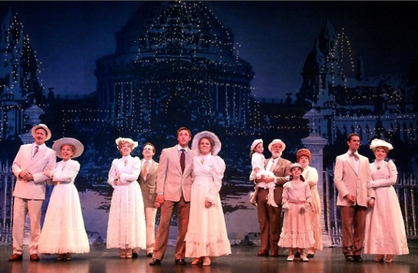 Photo Flash: First Look at Alyssa M. Simmons in Cabrillo Music Theatre's MEET ME IN ST. LOUIS