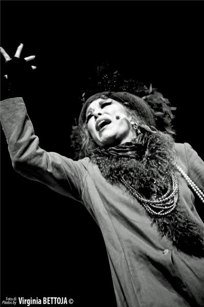 Photo Coverage: 'Fantasmi a Roma', lo show-case