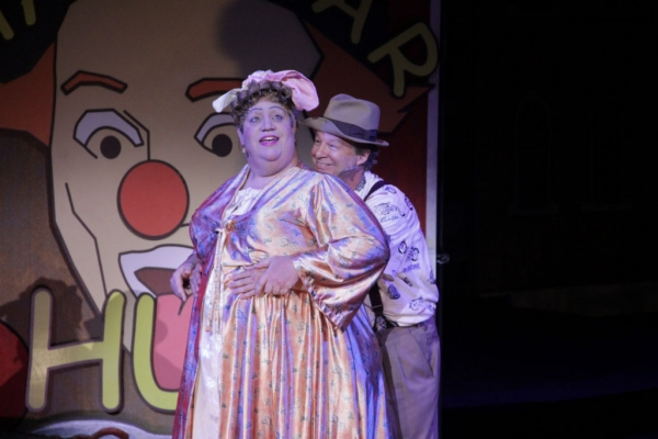 Paul C. Vogt, Bob Walton at First Look at Joline Mujica and More in Tuacahn's HAIRSPRAY